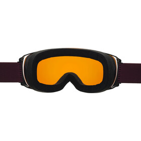 Alpina Granby HM Gafas, black-cassis/pink